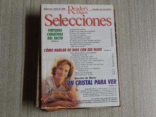 Lote Revistas Selecciones 1998