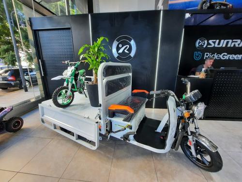 Sunra King Kong Moto Utilitario De Carga Eléctrico 0 Km