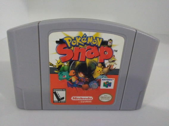 Pokemon Snap Original Americana