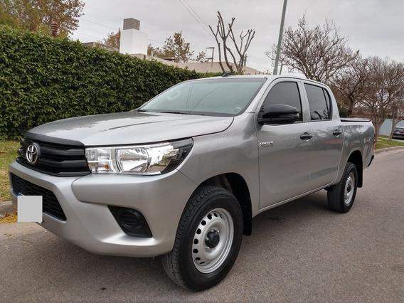 Toyota Hilux 2.4 4x2 2019 Dx