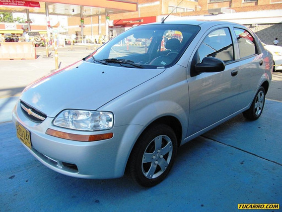 Chevrolet Aveo Family 1500cc Mt Aa