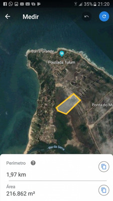 Lotes Em Barra Grande Península De Maraú - Condomínio - Vila Prime - Giap44
