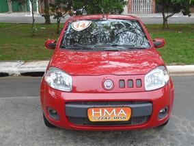 Fiat Uno 1.4 Evo Economy 8v Flex 4p Manual 2014