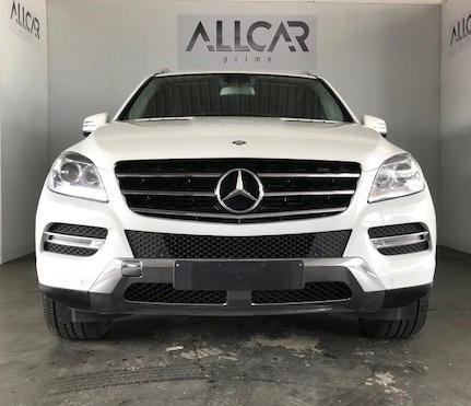 Mercedes Benz Ml 350 Bluetec 3.0. Branca 2015/15
