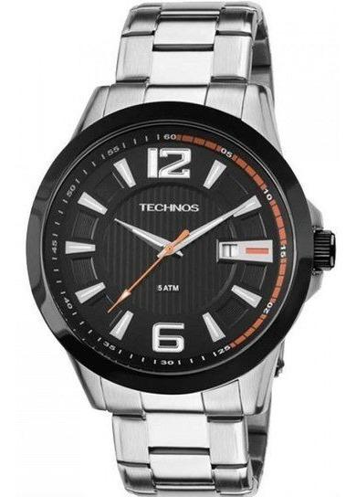 Relógio Technos Masculino Performance Racer 2115knv/1p