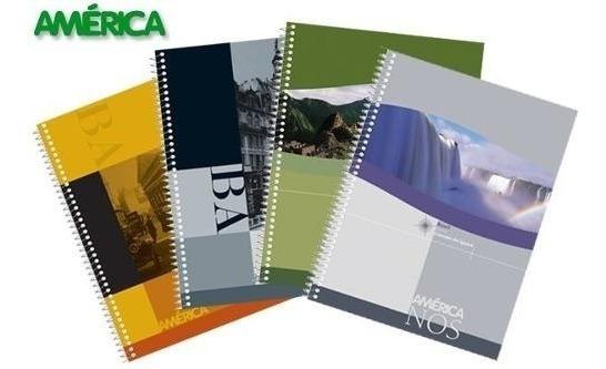 Cuaderno A-4 Universitario 29.7 X 80 Hjs ( X 10 Unid)