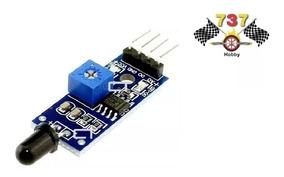 Sensor De Chama / Fogo Infravermelho ( C R )