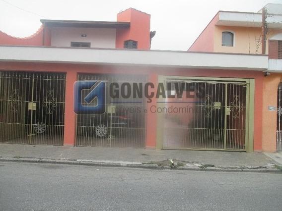 Venda Sobrado Santo Andre Bairro Santa Terezinha Ref: 136520 - 1033-1-136520