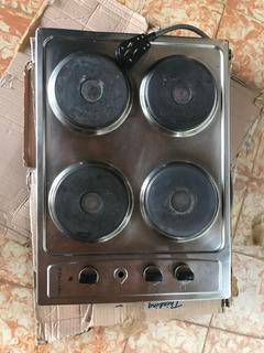 Cocina Electrica De 4 Hornillas Electrolux