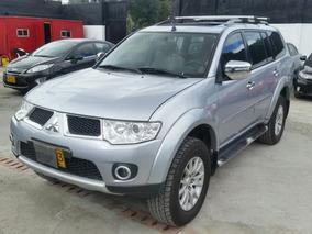 Mitsubishi Nativa 2013 U. Dueño, Diesel, Techo, Cuero, 7 Psj