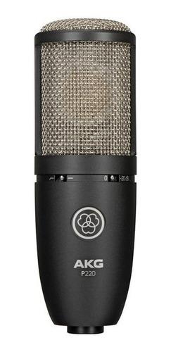 Micrófono De Condensador Para Estudio Akg P220