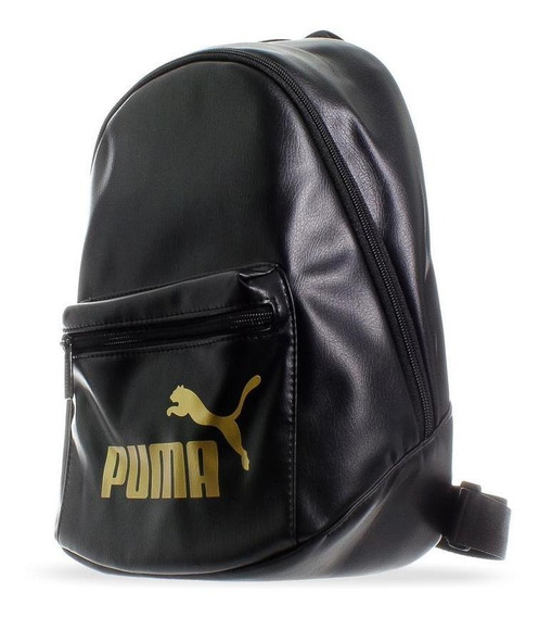Mochila Puma Core Up Archive - 07657701 - Negro - Mujer