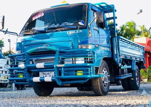Super Oferta Camion Daihatsu Delta 2002 Cama Cortta Con Aire