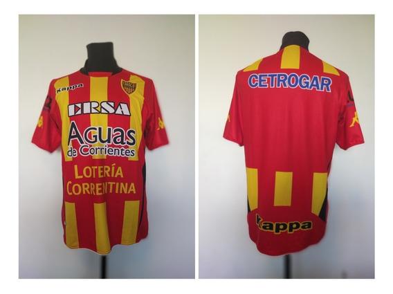 Camiseta De Boca Unidos 2009/2010 Marca Kappa Nueva