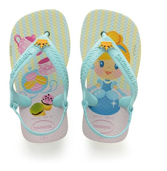 Ojotas Havaianas Baby Princess Niños