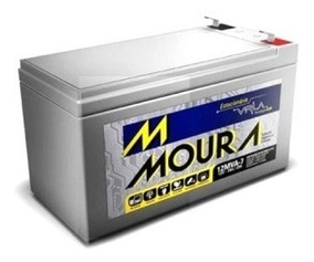 Bateria Para No-break Vrla 12mva-7 Moura