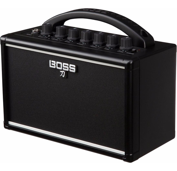 Cubo Amplificador De Guitarra Boss Katana Mini + Nf!