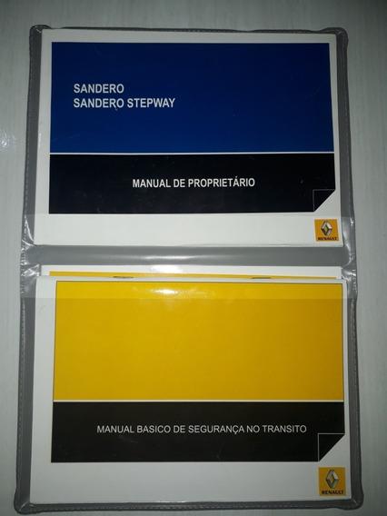 Manual Renault Sandero E Stw Completo 1.0 E 1.6