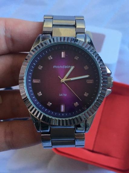 Lindo Relógio Mondaine Feminino