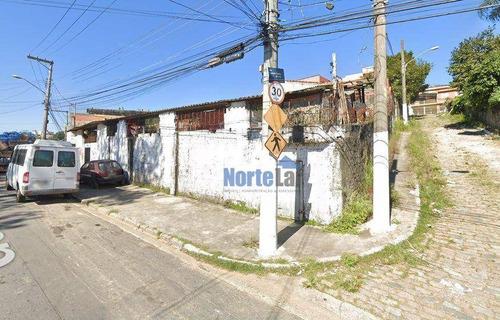 Imagem 1 de 4 de Terreno À Venda, 268 M² Por R$ 498.000,00 - Jardim Peri - São Paulo/sp - Te0191