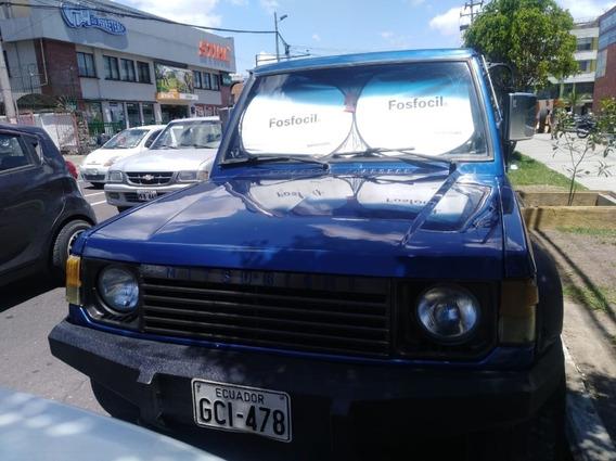 Camioneta Mitsubishi Montero 3p Todo Terreno 3 Puertas Año