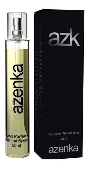 Perfume Azenka Nº 40 One Million 50 Ml