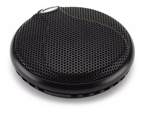 Microfono Samson Cm10b Condenser De Mesa