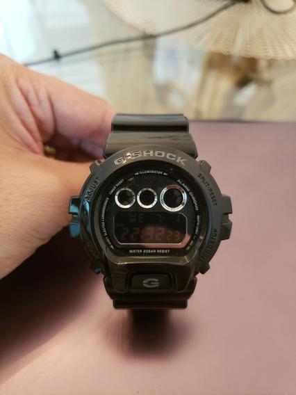 Relógio Casio G-shock Dw-6900nb Preto