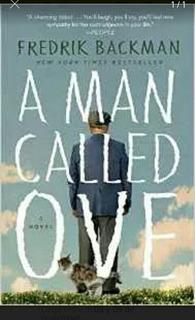 Libro A Man Called Ove A Novel Enviogratis