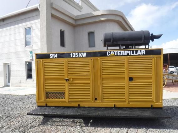 Generador Planta De Luz Caterpillar 135kw 169kva Folio 11594