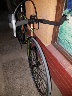 Bicicleta De Carreras Casi Sin Uso.