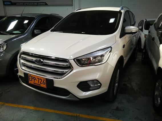 Ford Escape Se 4x4 2018