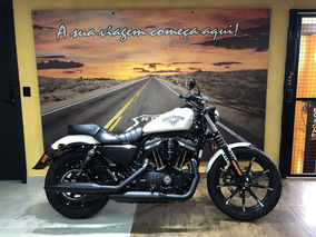 Harley Davidson Iron 2018 Branca Único Dono