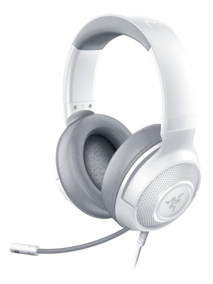 Headset Gamer Razer Kraken X P2 - Pc / Ps4 / Xone - Mercury