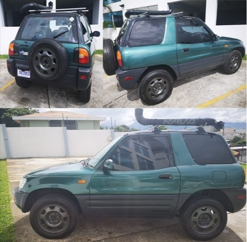 Toyota Rav-4 1996