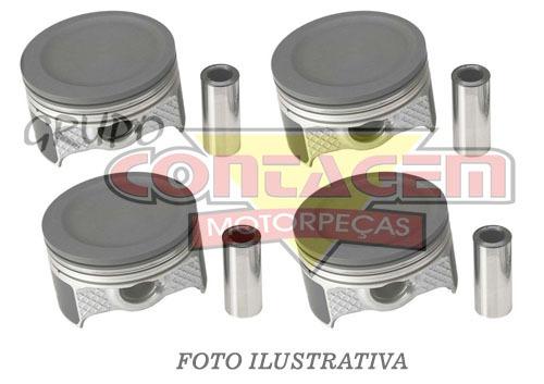Pistao Fiat Ducato 2.3 16v Multijet - Medida 000