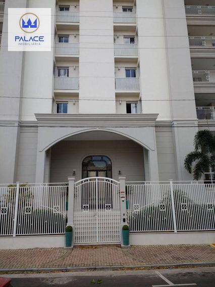 Apartamento Á Venda Em Piracicaba, Bairro Jardim Elite - Ap0392