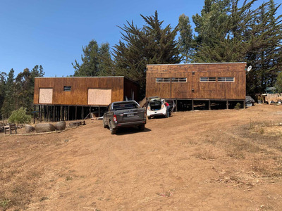 Casas Dos! Cerca Punta De Lobos, Pichilemu ( Dos Casas )