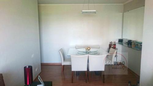 Imagem 1 de 20 de Apartamento A Venda No Bairro Jardim Patente Novo Em São - 361-1