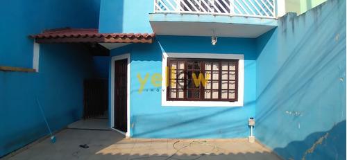 Imagem 1 de 13 de Casa - Jordanópolis - Ca-3135