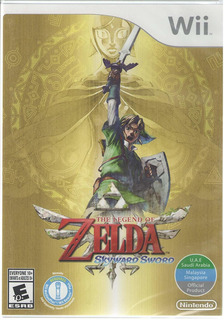 Legend Of Zelda Skyward Sword - Edición Mundial (wii)