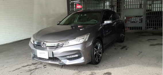 Honda Accord Exl 2017 At Acero