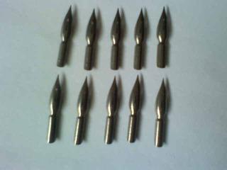 Plumas Para Uso Con Tintero 10 Unidades