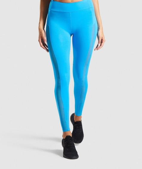 Legging De Mujer Gymshark Move Verano Colores Ejercicio Fit
