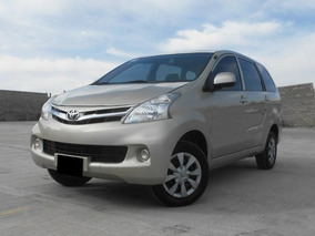Toyota Avanza 1.5 Premium 99hp Mt 2014 Arena