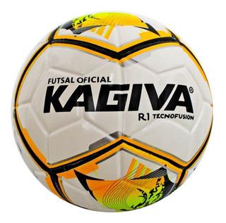 Bola Futsal Kagiva Tecnofusion R1 Com Nota Fiscal