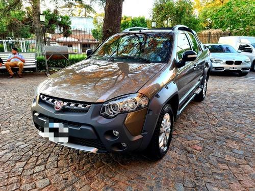 Fiat Strada Adventure 1.6 Cab Doble Locker 2016 40.000km