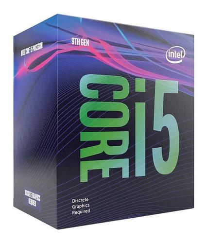 Cpu Intel Core I5 9400f S1151 Box Sin Video Integrado