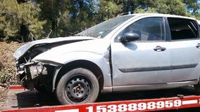 Ford Focus 1.6 5 Ptas Chocado Form 04 Baja Liq Urgente