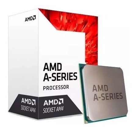 Processador Amd A10 9700 Cache 2mb 3.5ghz (3.8ghz Turbo) Am4